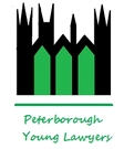Peterborough Young Lawyers Group logo and link to page